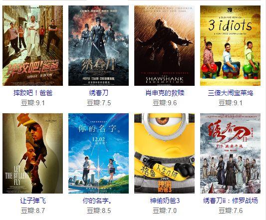 经典电影排行榜前十名 评价最高的十部电影