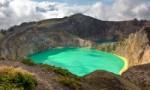 全球十大最美丽的火山口湖泊排行榜 大自然创造的美景