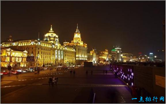 上海好玩的地方排行榜 没去过这十大景点相当于没去过上海