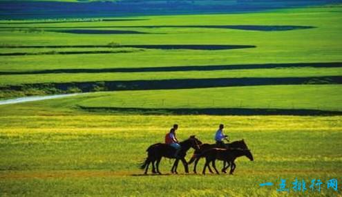 内蒙古旅游景点排名 第一是世界上最美的草原