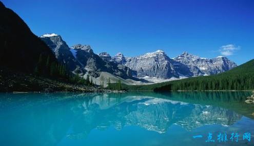 新疆旅游景点排名 第一堪称古代的瑶池