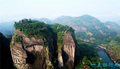 福建旅游景点排名 超好看超唯美的秘境