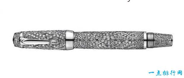 世界上最好的钢笔品牌Top10 最贵的钢笔排行榜