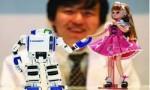 世界上最小的人形机器人 来自日本的拇指姑娘