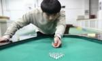 """世界最小球类运动 西安某高校开设""""打弹珠""""课"""