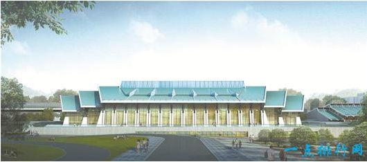 国内高校中规模最大的体育馆 武汉大学新体育馆正式封顶