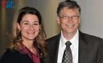 世界十大慈善家  盖茨夫妇居榜首!