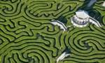 盘点世界最难迷宫,进去便会迷失的巨大迷宫