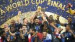 FIFA更新排名 法国队悄然登顶,国足暂列75名