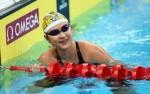中国女子游泳最快的选手王简嘉禾 已破400米世界纪录距离800米只差0.10秒