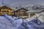全球最著名的十大滑雪胜地 葱仁谷是全球最好的滑雪胜地