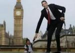 历史上世界上最高的人 罗伯特身高达到2.72米