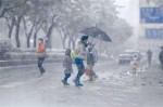 河南十大气候事件 寒潮,台风,强降雨雪都经历过