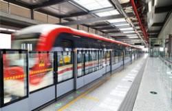 中国城市地铁排名 首都北京仅列第二