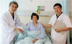 """首例5G乳腺手术 72岁""""5G奶奶""""即将出院"""