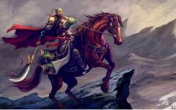 中国古代十大名马排名 赤兔马排名第一