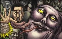 日本十大恐怖动漫排名 《暗芝居》千万不要一个人看