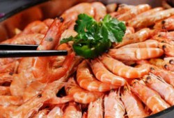 吃虾不能吃什么 虾的相克食物大全
