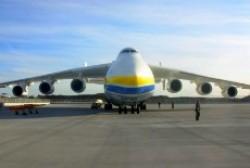 世界上最大的飞机 负重能力可达到640吨