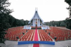 世界上最大的庙宇 吴哥窟占地面积:162.6公顷