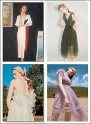 法式连衣裙适合怎么穿?-法式连衣裙品牌推荐,美且好看。