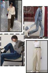 女性裤子怎样穿搭?-穿上显瘦的神仙裤子集锦