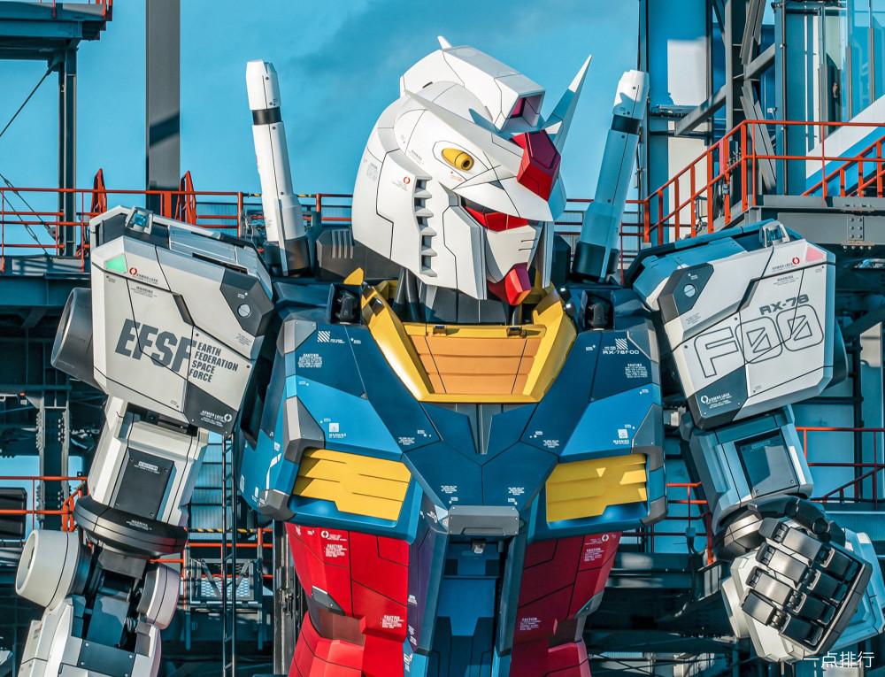 世界之最:最大的智能机器人与最小的智能机器人