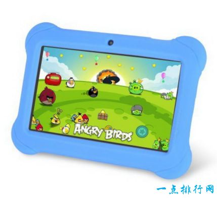 Orbo Jr. 4GB Android 4.4 Wi-Fi平板<font color=#FF1535>电脑[diàn nǎo]</font>