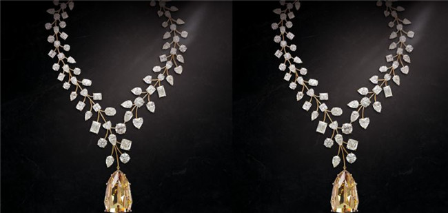 L'Incomparable Diamond Necklace(L'Incomparable钻石项链)(售价5500万美元)